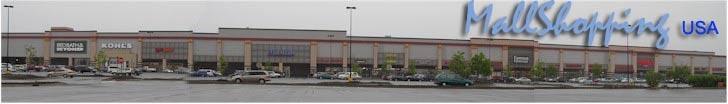Find shopping mall centers here